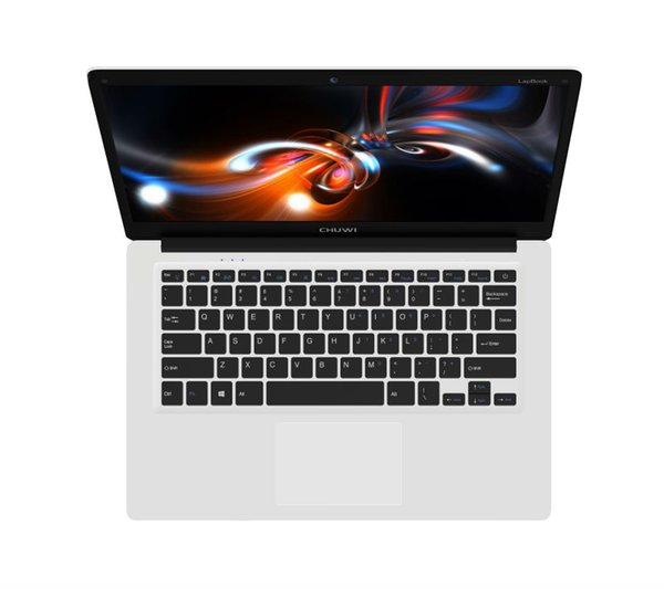 Wholesale- CHUWI LapBook 14.1 Inch Computer Windows 10 Intel Apollo lake N3450 Quad-core 4GB 64GB Notebook Tablet PC BT HDMI BT 2.0MP