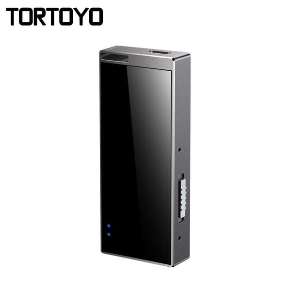 Al por mayor- 8GB Grabadora de video de audio digital portátil Grabadora de voz grabadora de la cámara HD para cumplir Justicia Justicia DVR con ranura para tarjeta SD