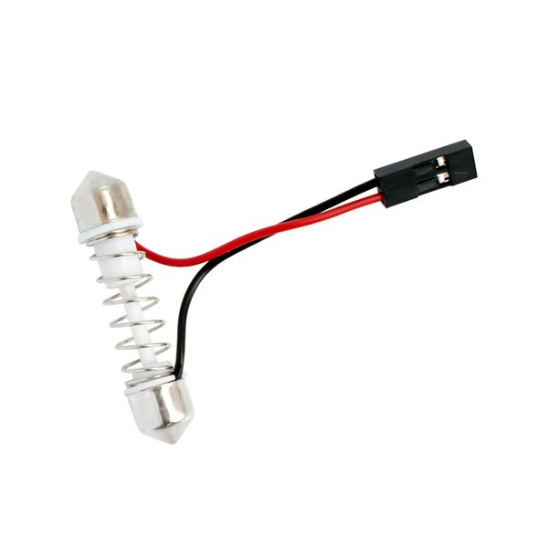 High Quality Super Bright T10 W5W C5W Festoon 2 Adapter 24 SMD 5050 LED Auto Panel Light Reading Bulb Car Interior Map Lamp 12V