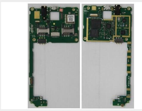 Unlocked used test work well for lenovo a358t motherboard mainboard board card fee chipsets free shipping