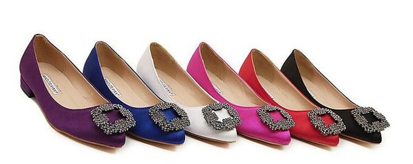 Wholesale New Free Ship Fashion Best Women's Wedding Party SATIN shoes Hot Selling
