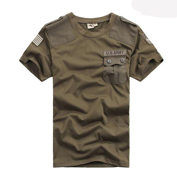 Camisas dos homens T Dos Homens Confederado Ocasional DOS EUA 101st Divisão Aerotransportada de Algodão T-Shirt Militar Tático Conforto Tshirt