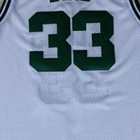 33 # Jersey blanco