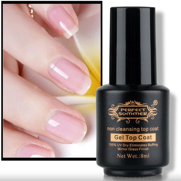 Wholesale Perfect Summer Gel Nail Polish Non Cleansing Top Coat No ...