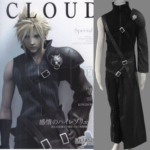 best selling Final Fantasy VII Cloud Cosplay Costume