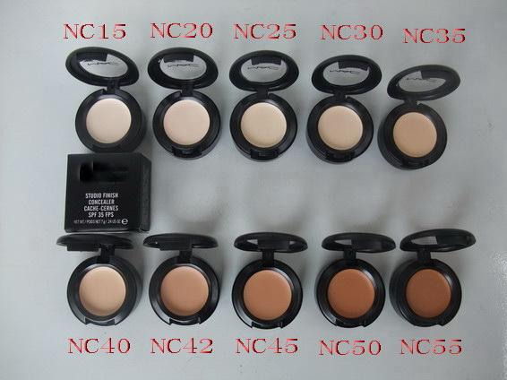 Best-Selling NEW CONCEALER CACHE-CERNES SPF 35 FPS Cover-up Brand Cosmetics 7g 12pcs /lot