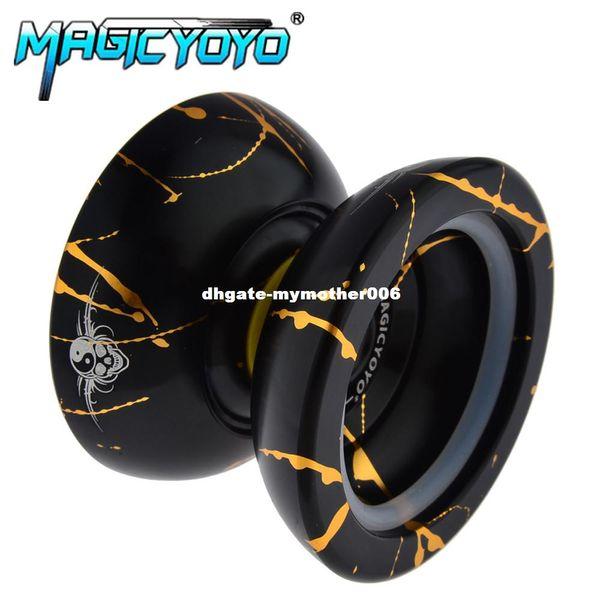 New Fashion Magic yoyo N11 Professional advanced Aluminum YO-YO Classic Toys Gift For Kids Children