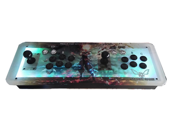 GOKU Design new home arcade upgrade edition, the latest global exclusive sale equipment. 7mm acrylic.