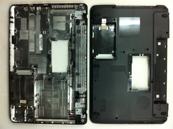 Caso base original novo inferior melhorado para Toshiba C650C655 C655D V000220790 / 070