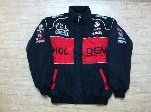 Broderie LOGO F1 FIA NASCAR Veste en coton IndyCar Racing pour Holden V8 Veste de tourisme Touring