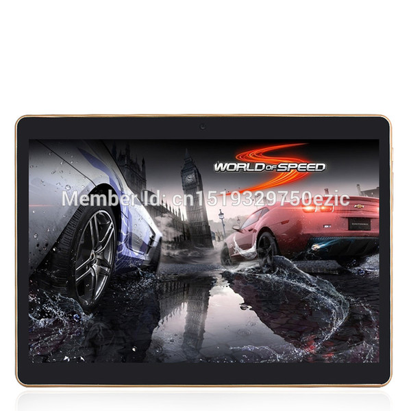 Wholesale- 9.6 Inch 3G Phone Call Android Quad Core 1280X800 IPS Tablet pc Android 5.1 2GB RAM 16GB ROM WiFi GPS FM Bluetooth 2G+16G