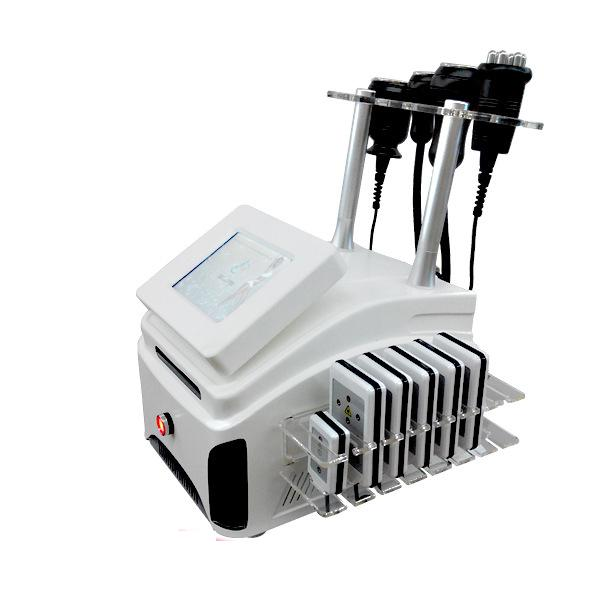 Multifunktions-Lipolaser, das Maschine 650nm Lipo Laser-Lipolyse-40K Ultraschallhohlraumbildungs-Hochfrequenz-Vakuumhohlraumbildung Rf-Maschine abnimmt