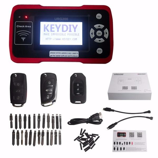 Promotion KEYDIY URG200 URG 200 Remote Master Auto key programmer same fuction with KD900 URG-200 Remote Maker replace kd900
