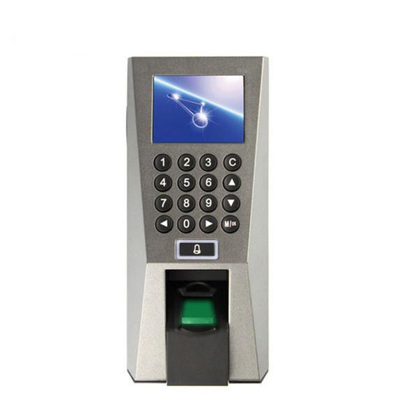 Groß-Tür Sicherheit Zutrittskontrolle Fingerabdruck Zeiterfassung Biometrische Fingerabdruck Tür Access System Türschloss Zutrittskontrolle
