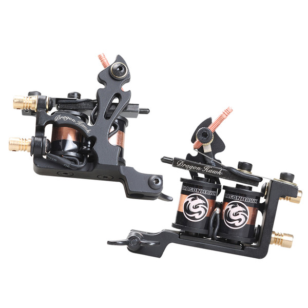 new style & cool design tattoo coil machine liner gun Wholesale price black color professional & good performance best selling