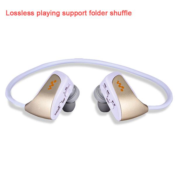 All'ingrosso- Nuovo di serie 8GB Sport Player MP3 per Son Walkman NWZ-W262 8G Auricolari in esecuzione Lettore Mp3 Lettori di musica Cuffie