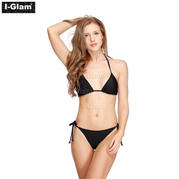 Sexy Swimwear Brazilian Bikini Bottom and Top BeachWear Thong Style Swimsuit Bathing Costume Fast Shipping Good quality