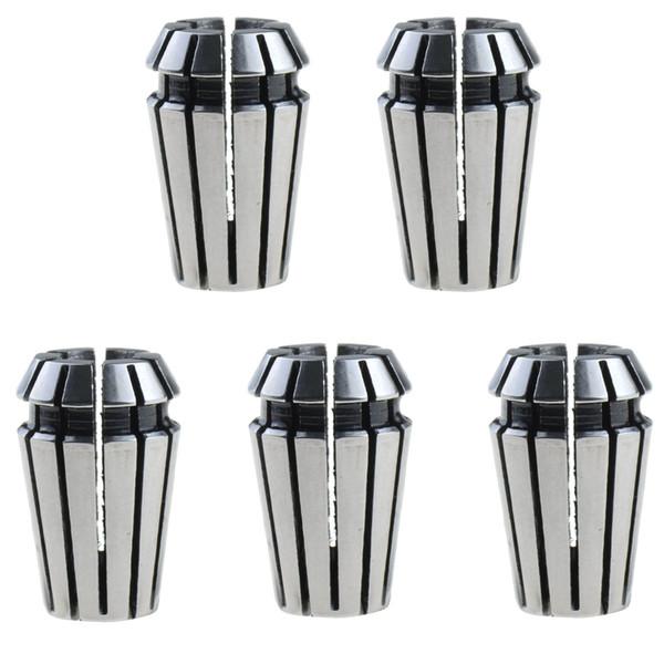 5 MM, 6,5 MM ER11 Spannzange Für CNC Werkstückhalter Gravur fräsen Drehwerkzeug B00200 BARD
