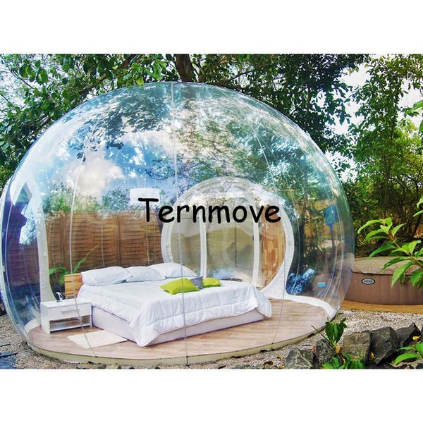 Transparent inflatable lawn bubble tentbubble tree c&ing equipment inflatable beach tentInflatable wedding  sc 1 st  DHgate.com & Transparent inflatable lawn bubble tentbubble tree camping ...