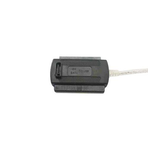 Wholesale- PROMOTION! New USB 2.0 to IDE SATA S ATA/2.5/3.5 Adapter Cable Support Win 2000/ME