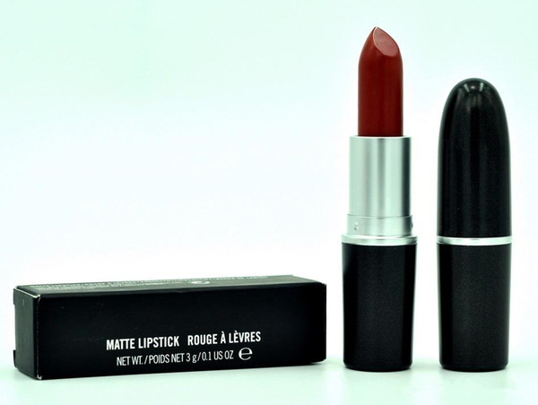 HOT New Makeup Matte Lipstick /Luster Lipstick /Frost Lipstick 3g 40 colors English name