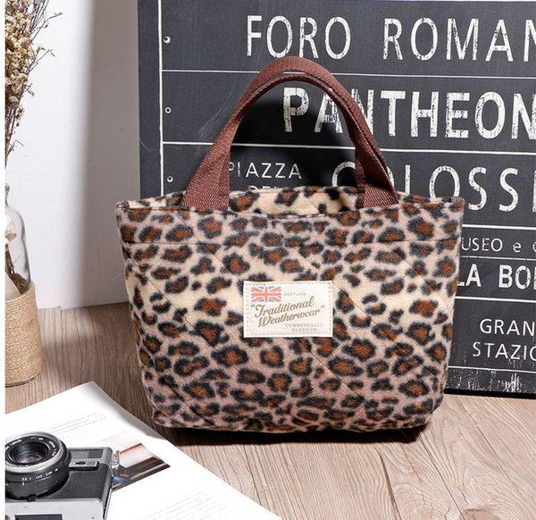 2017 nuevo estilo de moda Mujeres Leopardo Lentejuelas Bolso Vendimia Señora Celebrity moda Bolso de mano de Cuero Hombro Bolsos de mano envío gratis