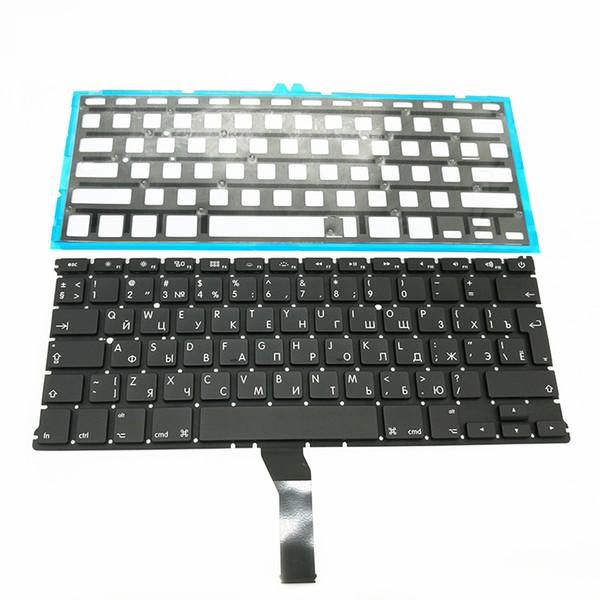 """Russian New Laptop Keyboard A1369 A1466 RU keyboard for Apple Macbook Air 13"""" A1369 A1466 Keyboard RU"""