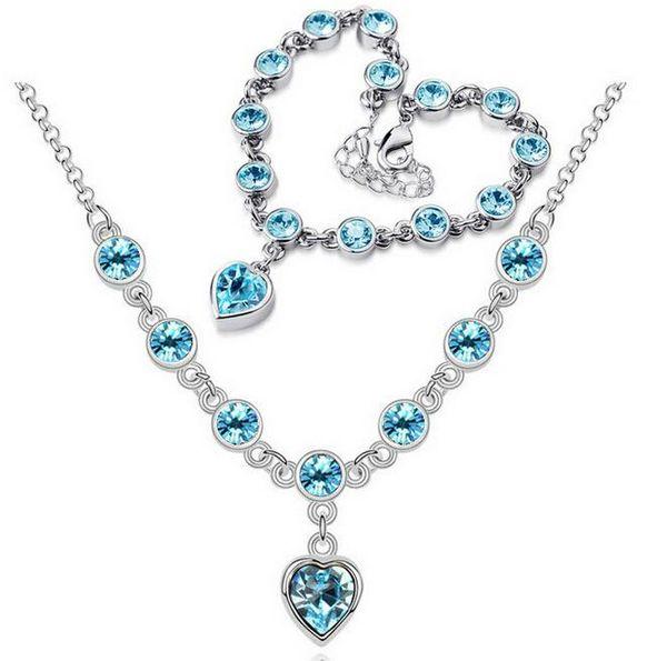 Silver Sea Blue
