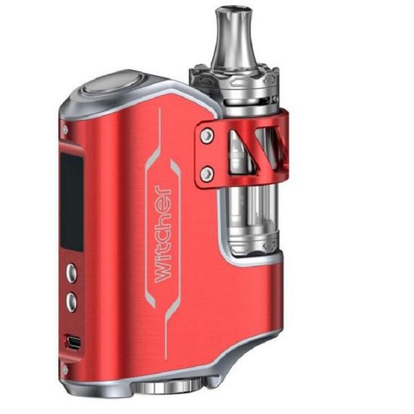 Witcher Sigaretta Elettronica Rofvape 75 W Box Mod Kit E Sigaretta TC Kit Con Atomizzatore Sommerso 5.5 ml Spedizione Gratuita