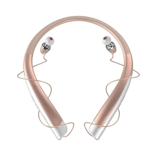 HBS 1100 Tone Platinum HBS-1100 Wireless Stereo Headset Sports Neckband Headphone Support NFC Bluetooth HIFI Headsets for iphone 7 6s Plus