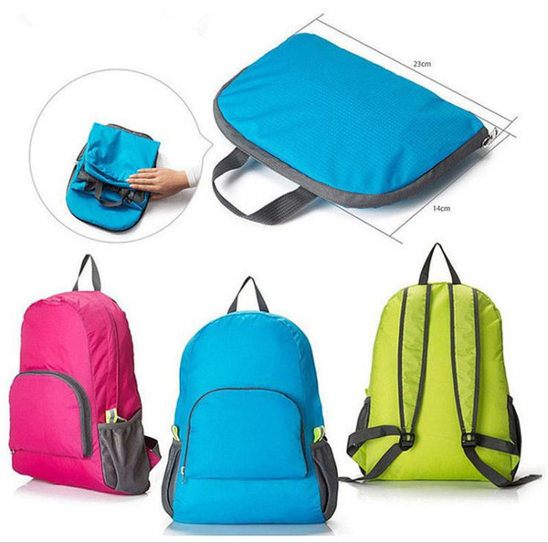 Multifunctional Foldable Travel Kit Pouch Luggage Packing Cube Storage Zipper Nylon Bag Set Clothes classify Storage Organiser JF-517
