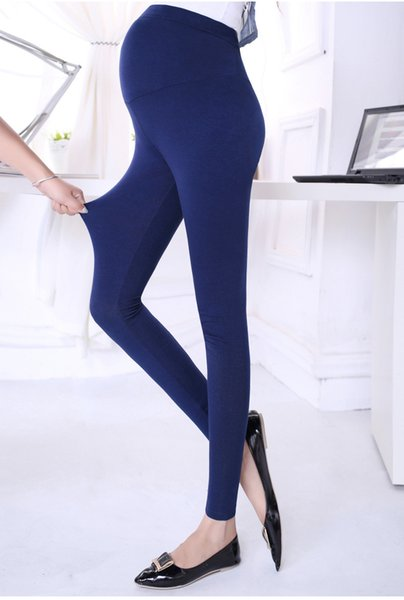 Autumn Winter Velevt Adjustable Maternity Leggings Elastic Waist Warm Pant Clothes for Pregnant Women Pregnancy Trousers Overall