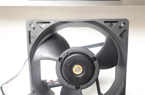 Originale Delta 12.7CM 12738 EFB1324SHE 24V 1.38A 4600 RPM 200CFM 58.5dBA 180.000 ore 3PIN dissipatore cpu dissipatore assiale Ventola di raffreddamento Usato Buona