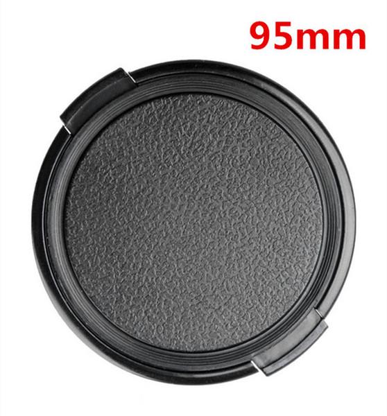 Atacado-95mm Camera Lens Cap Capa de Proteção Lens Front Cap para toda a câmera 95mm DSLR Lens frete grátis