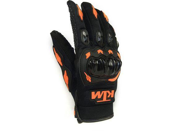 Manufacturer on sale Summer Winter Full Finger motorcycle gloves motocross leather motorbike moto racing glove