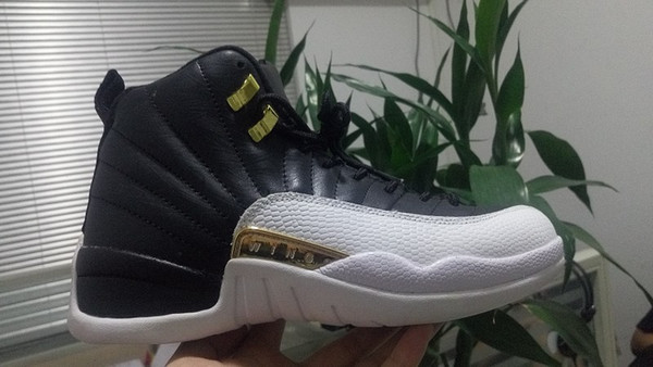 12s Gold WINGS