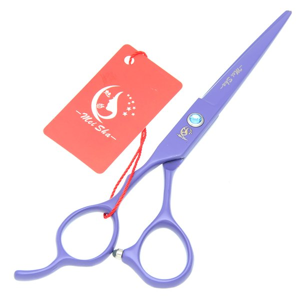 5.5Inch Meisha Barber Scissors Left Handed Cutting Scissors Thinning Shears Human Hair Scissors JP440C Hair Care & Styling Tools, HA0135
