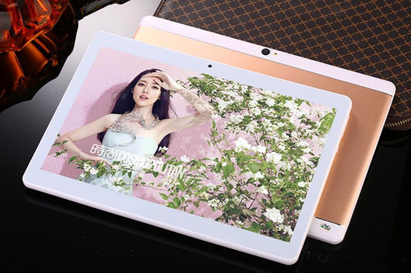 Android 5.1 10.1 inch Octa Core Tablets PC 3G Phone Calling 4GB 32GB Dual Camera 5.0MP IPS GPS Wifi Tablets