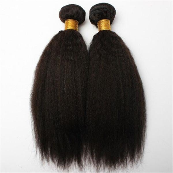 Wholesale Brazilian Virgin Human Hair Weaves Bundles 3pcs/lot Unprocessed Brazillian Peruvian Indian Malaysian Kinky Straght Hair bundles