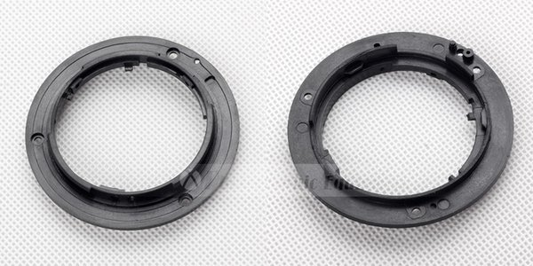 Wholesale- 10PCS 2015 New Nikkor 18-55 18-105 18-135 55-200mm lens replacement AI bayonet mount ring part adapter