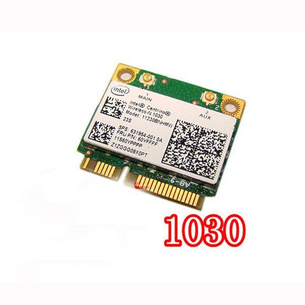 Wholesale- Intel Centrino Wireless-N 1030 Wifi + Bluetooth 3.0 Combo Card For Lenovo IdeaPad U300s U400 Series,FRU 60YFFFF