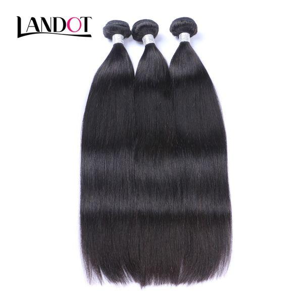 Unproce ed brazilian peruvian malay ian indian cambodian mongolian virgin human hair weave bundle traight oft full remy hair exten ion