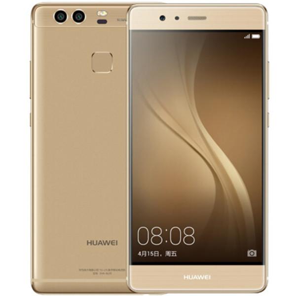 Original Huawei P9 Fingerabdruck Smartphones Hisilicon Kirin955 Octa Core 3GB RAM 32GB EMUI 12MP Mobile Phone Dual Sim 4G LTE Cell Phone
