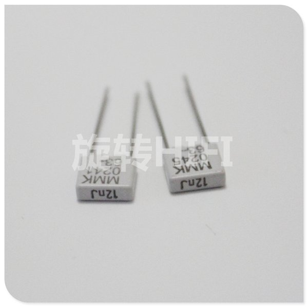 20pcs The new EVOX MMK5 0.012uf 12nf 123/63V fever audio film capacitor P5 free shipping