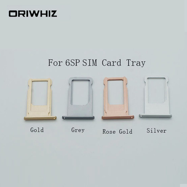 Iphone 6s Plus Sim Karte.New Arrival High Quality Sim Card Tray For Iphone 6s Plus Real Photos Selectable Sim Card To Micro Sim Cutter Sims Card Cutter From Oriwhiz 0 51