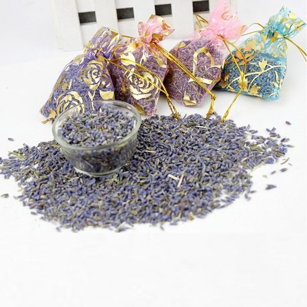 Lavender Scented Fragrance Sachet Natural Sachets For Closets Dresser Wardrobe Bathroom Air Freshener Sachet Aromatherapy Automobile Sachets
