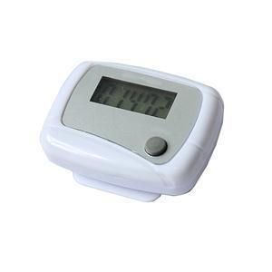Venta al por mayor- Pantalla LCD Pantalla digital Calibrador digital de pasos Contador de pasos Correr Fitness Correr Podómetros de distancia para caminar