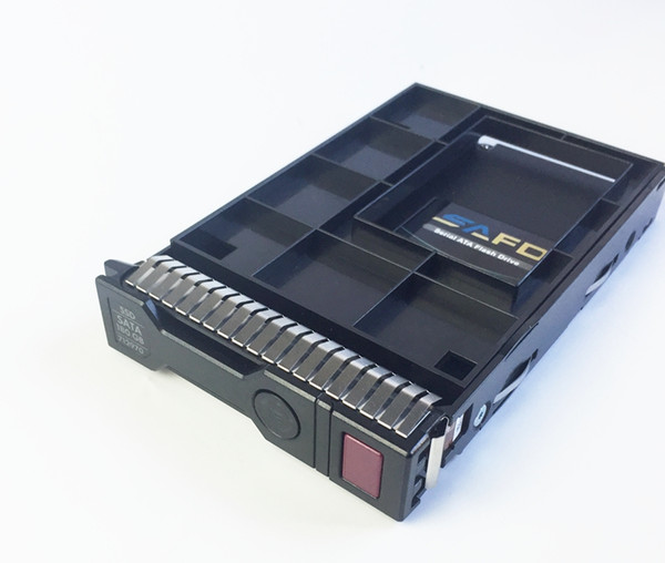 """G8/G9 2.5"""" SSD TO 3.5"""" SATA Converter Hard Drive Tray Caddy 651314+661914 for HP"""