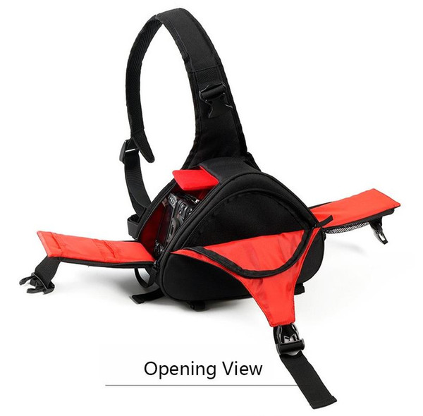 DSLR Kamera Schultertasche Video Foto Digital Sling Cross Tasche Fall wasserdicht mit Regen Abdeckung für Canon Sony Nikon Pentax K1 K2