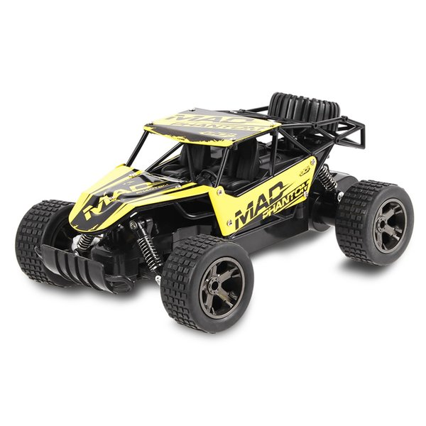 Jule RC Car 2.4GHz Radio Control Remoto 1:18 Escala Modelo de Coche de Juguete con Batería de Alta velocidad Off Road Velocidad 20km / h RC Toy Buggies + NB